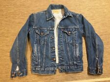 Vintage Made In Usa Levis Jacket Size 34