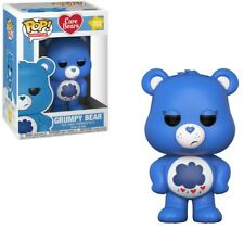FUNKO POP -  Bisounours Care Bears Pop Grumpy Bear - bleu