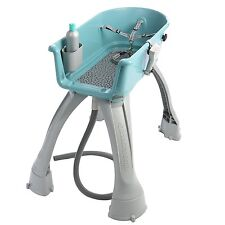 Dog Bathing Station Grooming Tables For Dogs Booster Bath Elevated Pet Medium