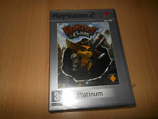 Ratchet and clank ps2 brand new  factory sealed