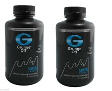 Grunge Off Super Soaker Pipe Cleaner 16 oz Ounce Authorized Retailer 2 bottles