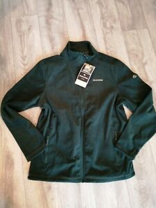 Mens Craghoppers Fleece Jacket. Asteroid Green. Size M.