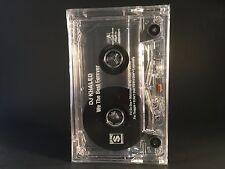 DJ KHALED - we the best forever - BRAND NEW SEALED CASSETTE TAPE hiphop rap