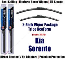 2-Pack Super-Premium NeoForm Wipers fits 2016+ Kia Sorento - 16260/160