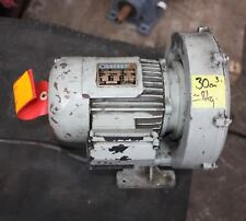 DynaVac Eng Blower Vacuum 240V 0.37kW 1/2HP BLWR SC 45 OLAFERT MOTOR