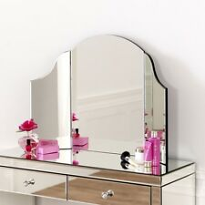 Glass Frame Dressing Table Decorative Mirrors