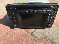 OrG Mercedes Comand 2.0 E W639 Navigationssystem Vito Viano V639 A2038275242