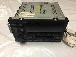 RADIO RECEIVER 1996-2005 96-05 BUICK PARK AVENUE OPTION UL0