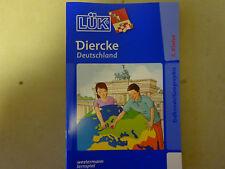 XXXX Lük Heft , Deutschland , Diercke , Erdkunde , 5. Klasse , NEU