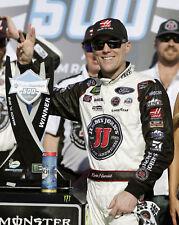 NASCAR SUPERSTAR KEVIN HARVICK WINS PHOENIX  8X10 PHOTO W/BORDERS