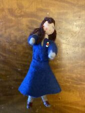 GRECON miniature Dolls Vintage Young Lady Made In England