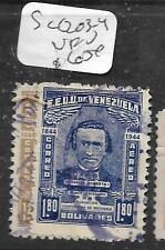 VENEZUELA (P2604B) SC C 203-4  VFU