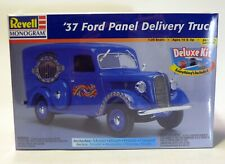 Revell/Monogram '37 Ford Panel Delivery Truck, 1/25 scale Deluxe Kit, sealed