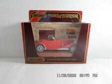 Matchbox Models of Yesteryear Y20 1938 Mercedes Benz 540K Red NIP NOS