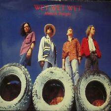 "Wet Wet Wet(7"" Vinyl P/S)Make It Tonight-JEWEL 15-UK-VG/Ex"