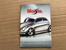 Maisto Catalogue 2006 Pocket Size (53 page)