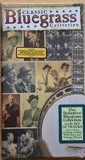 Classic Bluegrass Collection Time Life 3-CD Set, New/sealed