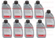 Mercedes W164 W171 W207 ML63 ML350 Set of 9 Transmission Fluid Febi 001989780309