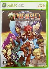 Diario rebirth moon legend - Xbox 360 - Near Mint - NTSC-J JAP
