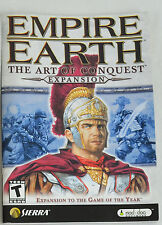 Empire Earth Expansion User Instruction Manual And Unit Diagram - Sierra 2002