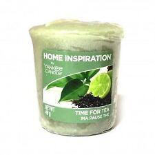 Yankee Candle Votive Candle 15 Hr Burn Sampler Time For Tea Fragrance