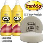 "G3+g10 Kit G3 Advanced Liquid & G10 Finishing Compound + 2 X Gmc606 6"" Foam Pads"