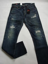 JEANS EDWIN  REBEL VINTAGE  RV REGULAR STRAIGHT ( japan selvage ) TAILLE W30 L33