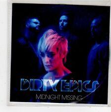 (FQ837) Dirty Epics, Midnight Missing - DJ CD