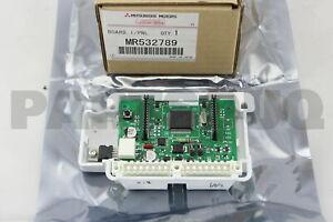 MR532789 Genuine Mitsubishi BOARD,I/PNL PRINTD CIRCUIT