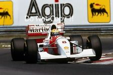 Ayrton Senna McLaren MP4/8 Italian Grand Prix 1993 Photograph