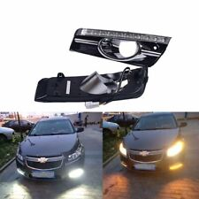 For Chevrolet Cruze 2009-2013 LED Daytime Running Light DRL with Turn Signals