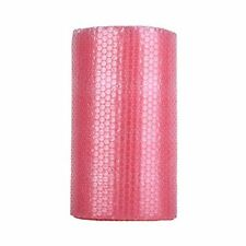 1 Rolls Of Air Bubble Rolls1236 Feet Pink Bubble Cushioning Wrap Moving