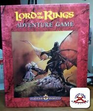 Lord of the rings adventure game  1991 complete