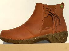 El Naturalista Yggdrasil NF97 Chaussures Femme 42 Bottines Bottes Pleasant Neuf