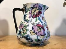 Antica Brocca inglese Keeling & co. circa 1910 antique jug