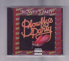 (CD) BLOWFLY - Blowfly's Party / Weird World / HTCD 9009-2