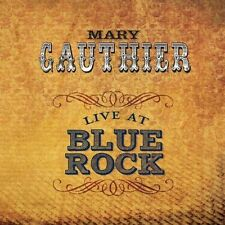 Live At Blue Rock - Mary Gauthier (2012, CD NIEUW)