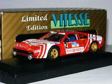 Vitesse L021 Ferrari 308 GTB Entremont 1981 Targa Florio #2 LTD ED 1/43
