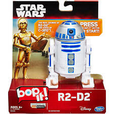 Bop It! Star Wars R2-D2 Edition Game - Real Sounds of R2-D2 And Voice of C-3PO