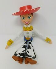 "Disney Pixar Toy Story Jessie 13"" Plush Doll Hat 2003 Hasbro Rare Non Talking"