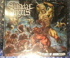 SUICIDAL ANGELS - Years Of Aggression DIGI CD NEU