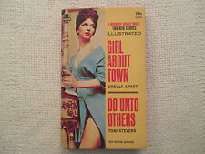 1965 Girl About Town Ursula Grant Midwood 34-576 paperback FN-