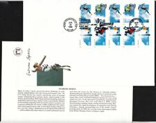 1999 Extreme Sports X Games Sc 3324a FIRST DAY COVER Fleetwood