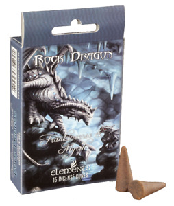 Age of Dragons 'Rock Dragon' Incense Cones by Anne Stokes - Insence! (C103)