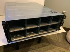 """Dell EqualLogic Ps6100 Ps6110 Ps6210 Storage Chassis Only - Holds 24 x 3.5"""" Hdd"""