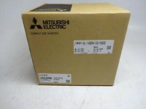 New Mitsubishi FR-D740-080-W1 VFD Inverter