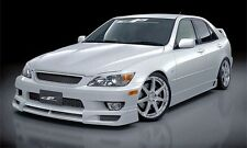 Pair of Lexus Altezza IS200 JP Fiber Glass Head Light Trim Body Kit Free Postage
