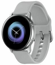Samsung Galaxy Watch Active 40mm  Light Grey straps  SM-R500NZSABTU smart