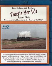 That's Yer Lot Steam Gala Blu-Ray DVD