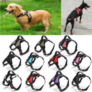 Pet Dog Soft Adjustable Harness Pet  Pet Walk Out Hand Strap Vest